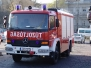 2004.11.25. Rosenbauer 3 db középkategóriájú műszaki mentőszer átadása