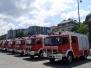 2005.06.21. 8 db Gépjárműfecskendő és 3 db kis műszaki mentőszer átadás