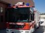 2009.05.26. Tűzvédelmi bemutatón az új ULF (Százhalombatta)