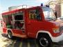 2010.08.26. GLORIA porraloltó tűzoltó gépjármű átadás
