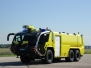 2011.06.29. 2 db Rosenbauer Panther 6x6 CA-05 Ferihegyre gyári átvétel