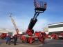 2019.01.15-16. ROSENBAUER L32A-XS gyári átvétel