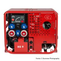 RS 9 áramfejlesztő
