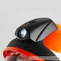 HEROS-xtreme tűzoltó sisaklámpa