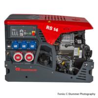 RS 14 áramfejlesztő