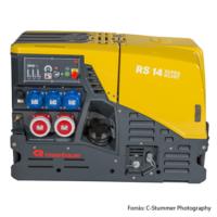 RS 14 SUPER SILENT áramfejlesztő