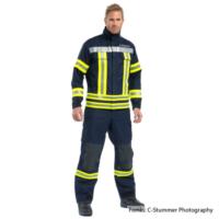 THL D könnyített tűzoltó védőruházat