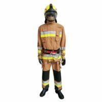 Ergotech Action PBI Matrix tűzoltó bevetési védőruházat