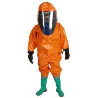 GTB gáztömör vegyvédelmi ruha