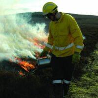 Wildland szabadtéri tűzoltó védőruha