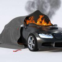 CAR tűzoltó takaró