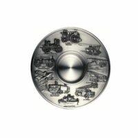 Oldtimer tányér