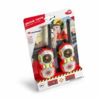 Tűzoltó walkie talkie (játék)