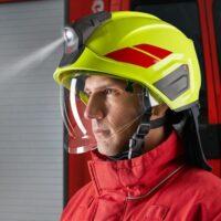 HEROS H30 tűzoltó védősisak